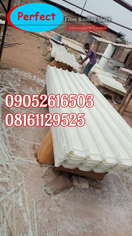 transparent roofing sheet