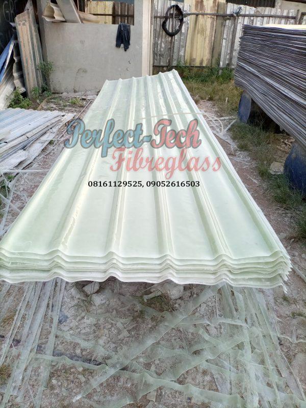 fibreglass sky light