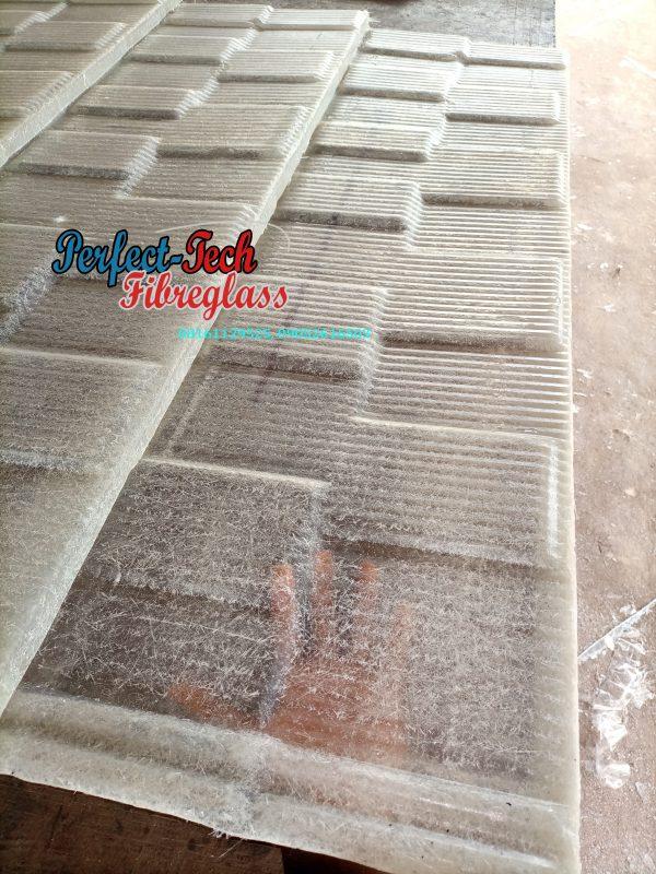 Fibreglass reinforce product (FRP) Roof Tiles (Shingle)