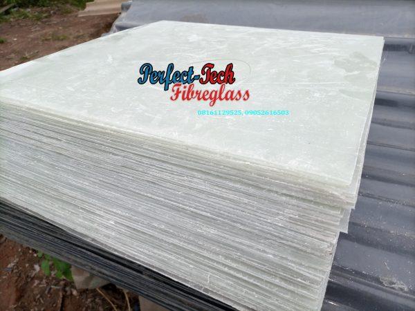FRP, Fibreglass Transparent Sheet Suspended Ceiling